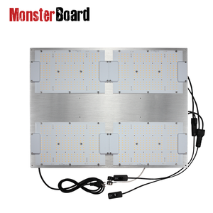 Dimmable LED Grow Light Bar Full Spectrum LED Lamp 38000LM=HPS 600W Growing Lamp Indoor Plant Growth Lighting