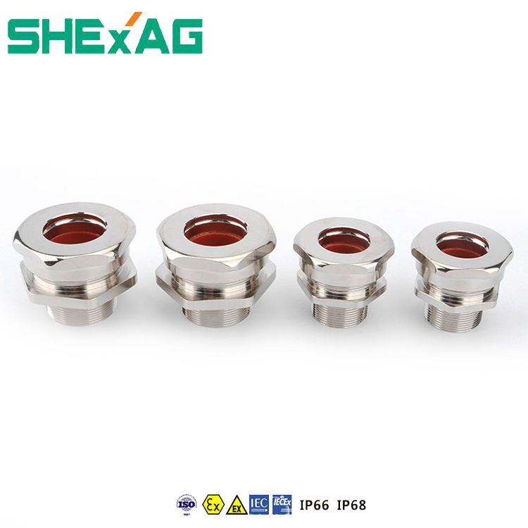 China Suppliers Silicone Metal Cable Gland Covers