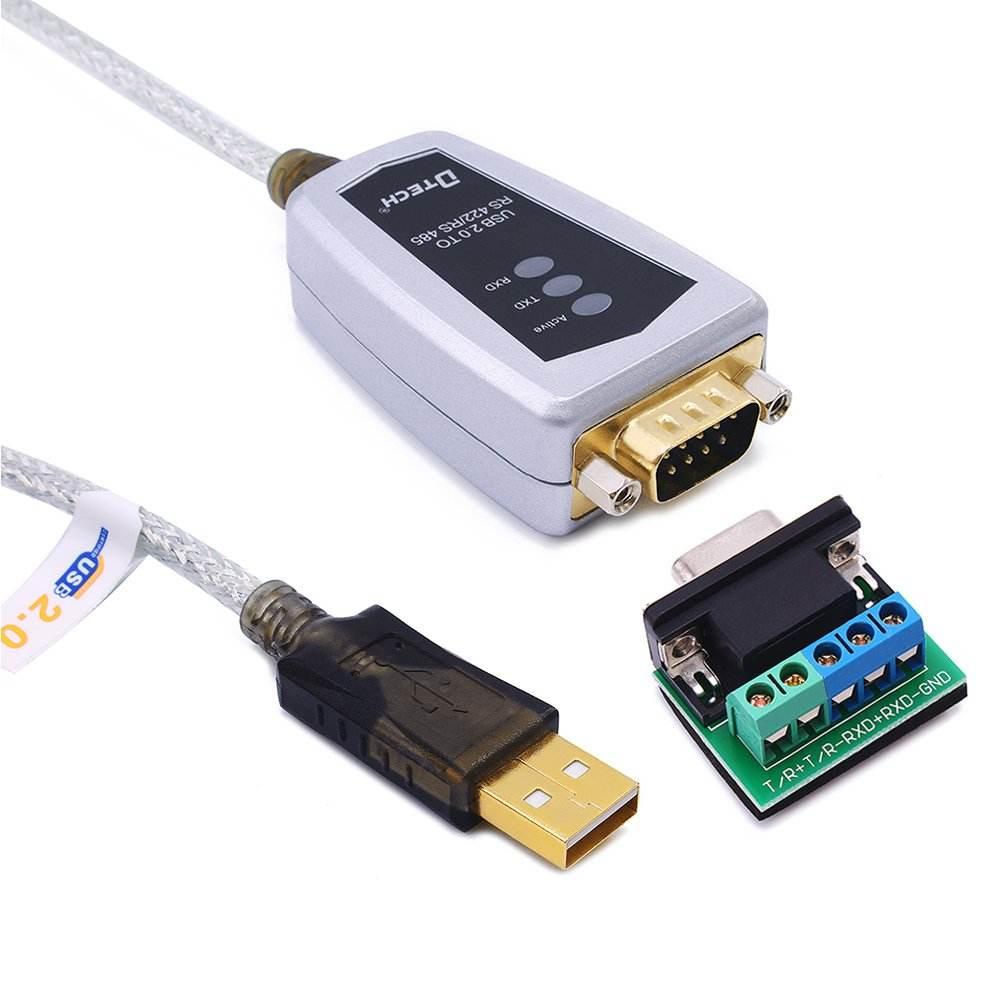 USB a Serie RS232 RS485 RS422 cable adaptador