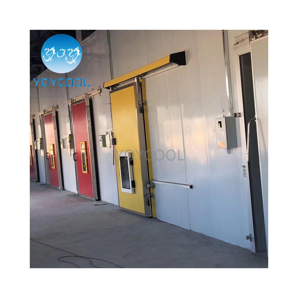 cold room door frame industrial cold room door matic