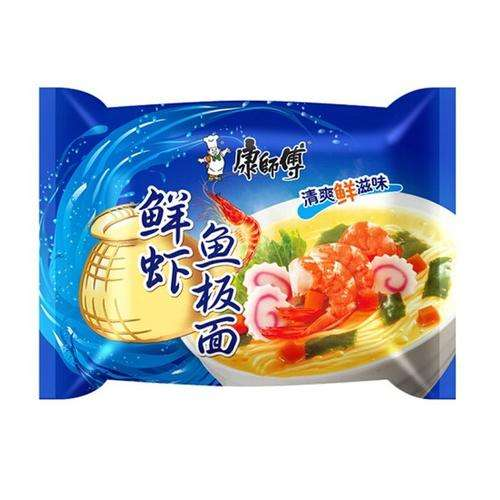 wholesale chinese Master Kong instant noodles self heating ramen noodle packed in bag