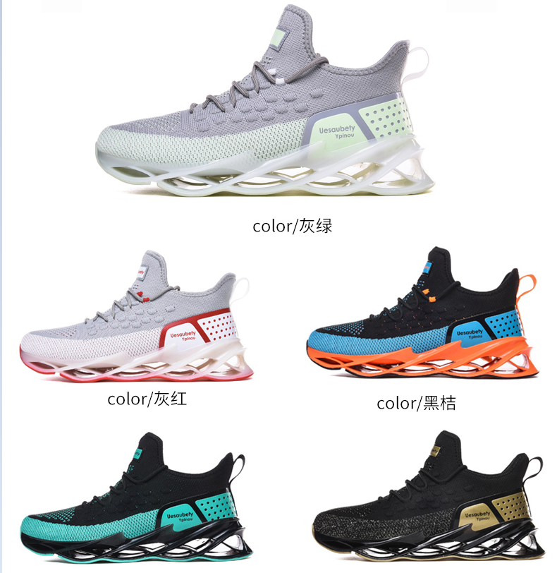 2019 New Fashion Women Lightweight Breathable Sneakers Comfortable Running Shoes Air Cushion Sport Shoes