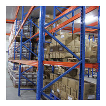 Single or double side warehouse storage steel cantilever pallet rack systems