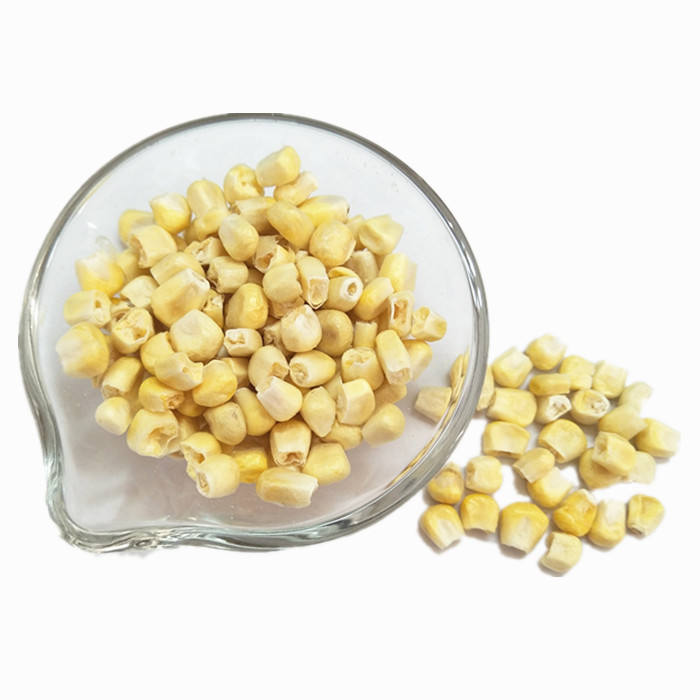 Best Selling Jinfei FD Frozen Dried Sweet Corn Top Quality