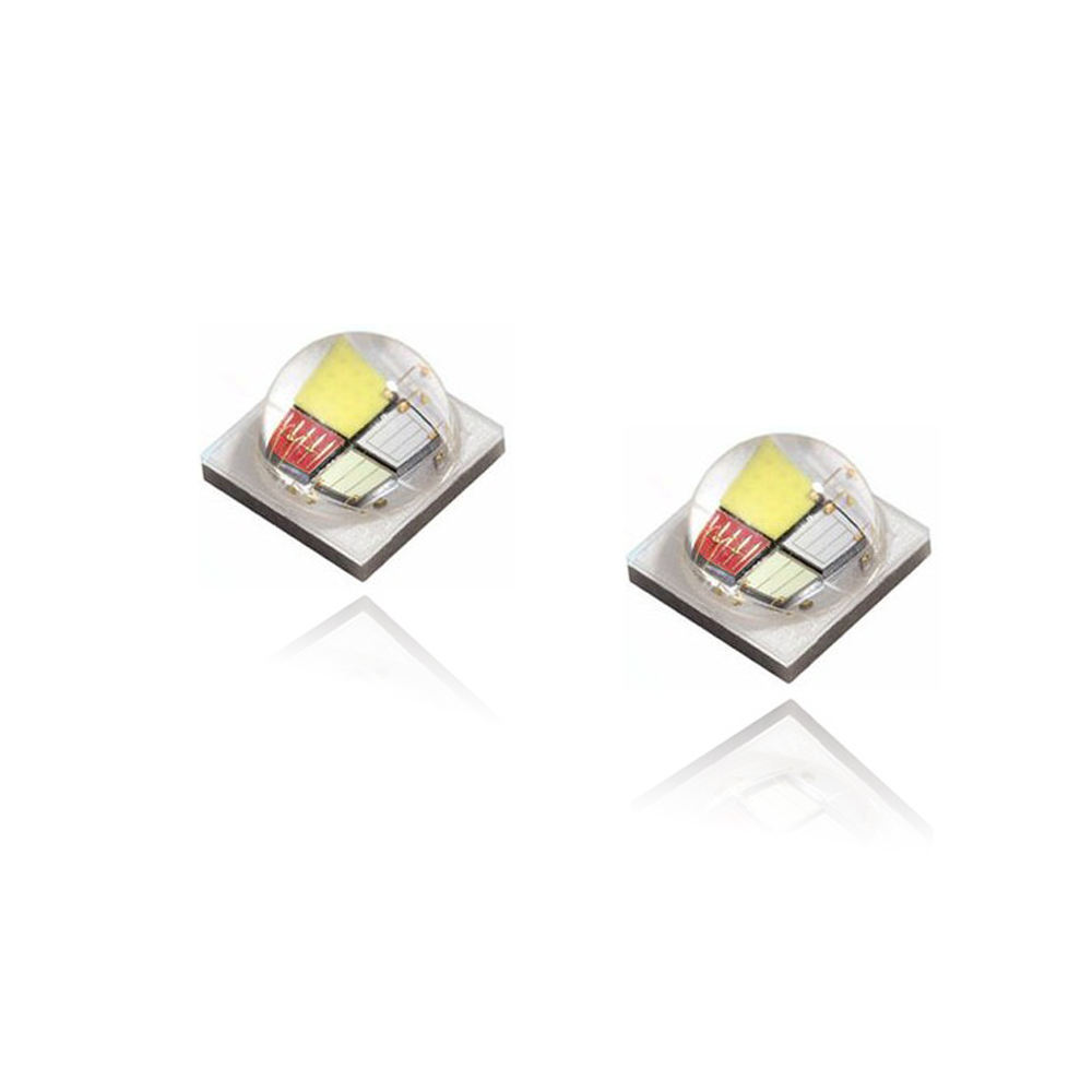 learnew free sample high performance epistar chip ceramic 4w high power 3535 SMD RGBWW RGBW LED chip for led stage light