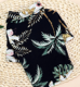 Pet apparel & accessory application summer outfit Hawaiian pattern printed cool breathable dog shirt wholesale