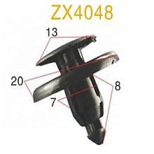 Auto fasteners clips retainers / plastic retainer clips / door panel clips