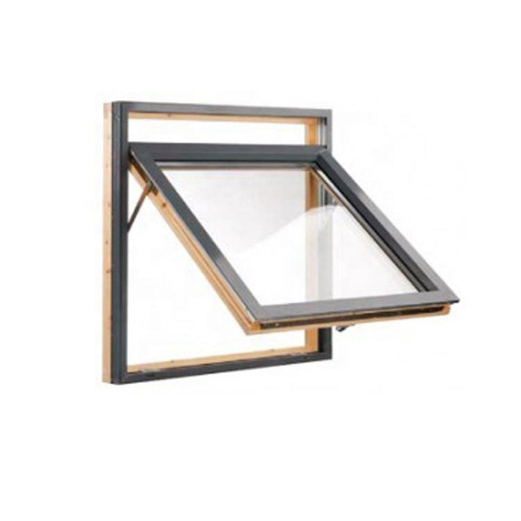 AS2047 standard home safety custom aluminum glass bullet sound proof window