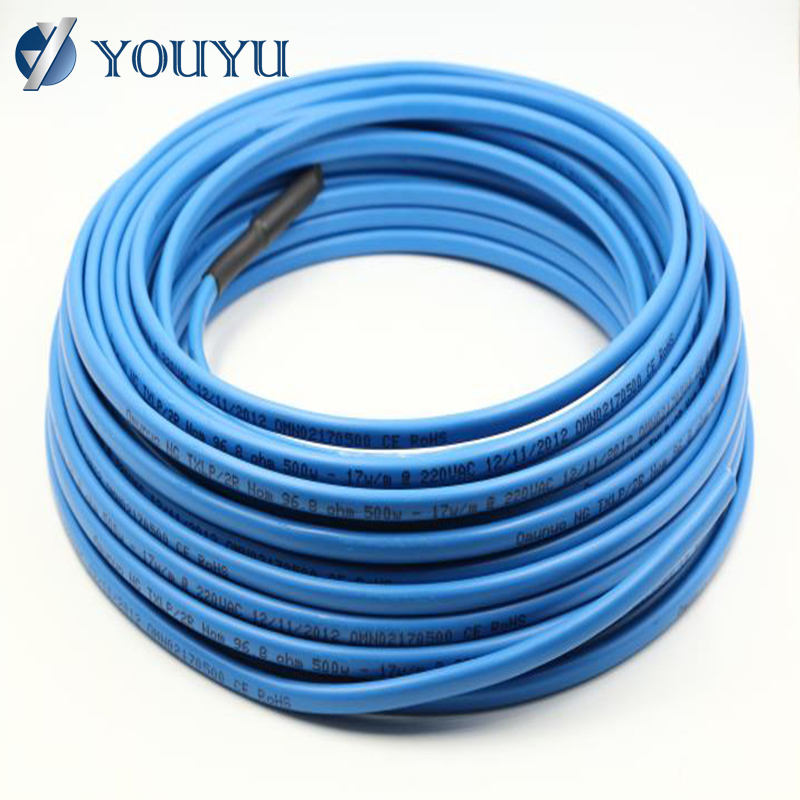 High quality competitive price globally available wholesale silicone heating cable
