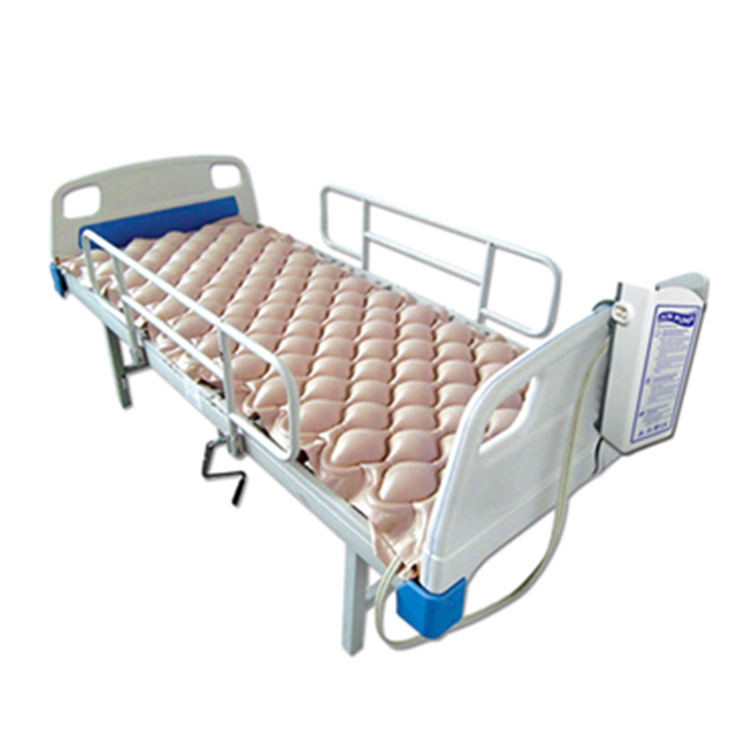 Medical air pump inflatable anti-decubitus mattress