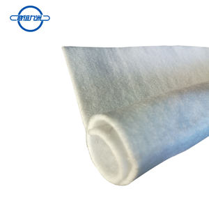 Non Woven Needle Punched Polyester Pipeline Protection geotextile