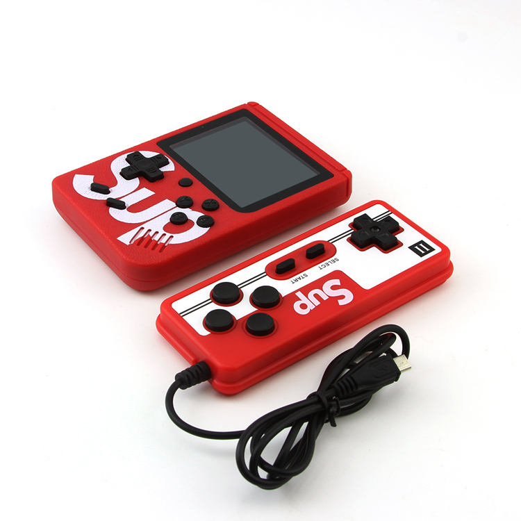 3 Inch Color Screen 400 in 1 Gaming Console 1020Mah Rechargeable Switch Handheld Retro Game Console