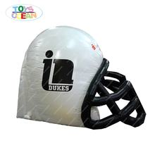 Hot sale inflatable football tunnel tent and inflatable sports entrance tunnel custom inflatable mascot football tunnel