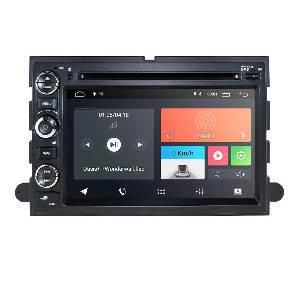 Für Ford F150 Rand Android 10,0 Radio CD <span class=keywords><strong>DVD</strong></span> Player WiFi GPS Navigation System