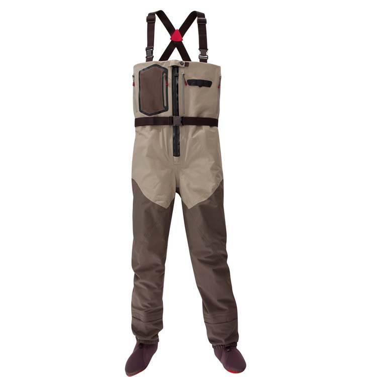 Hunting chest waders Durable nylon Comfortable Breathable wader suit