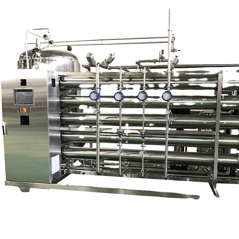 Highfine 1 Year Warranty Reverse Osmosis Ultrapure Deionized Water Machine Manufacturing Plant Pressure VESSEL Pump Spare Parts