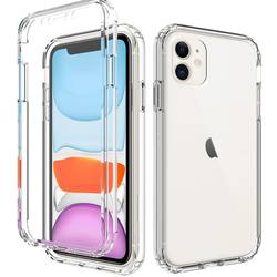 Ebay Popular TPU+PC Smart 360degree covered 2 in 1 tpu cases for iphone 11 pro