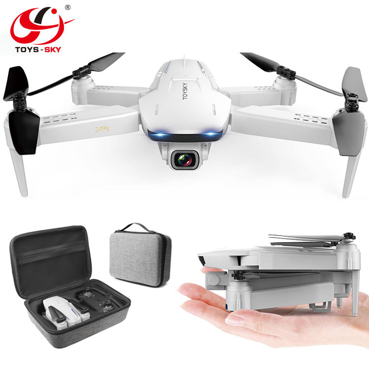 2020 New S162 Drone Pro Gps 4k Hd 1080p 5g Wifi Fpv Quadcopter Toy Flight 20 Minutes 500m One Click Return E68