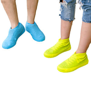 wholesale Waterproof Shoe Protector Custom Elastic Shoe Covers/Over Boot Covers