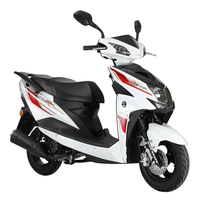 125CC <span class=keywords><strong>2</strong></span> Bánh <span class=keywords><strong>Xe</strong></span> 10Inch Gas Scooter Để Bán