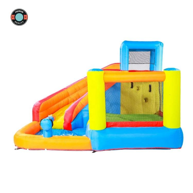 Wholesale Customized Hot Deflator Small Bouncy Houses Castle