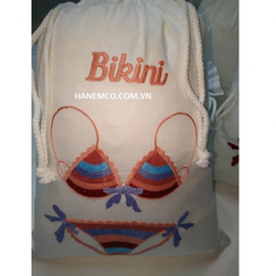 Cloth Bag Lingerie Bag High Quality Made in Vietnam
