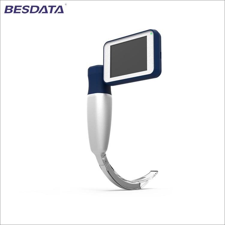 Manufacturer Video Laryngoscope disposable blade for intubation