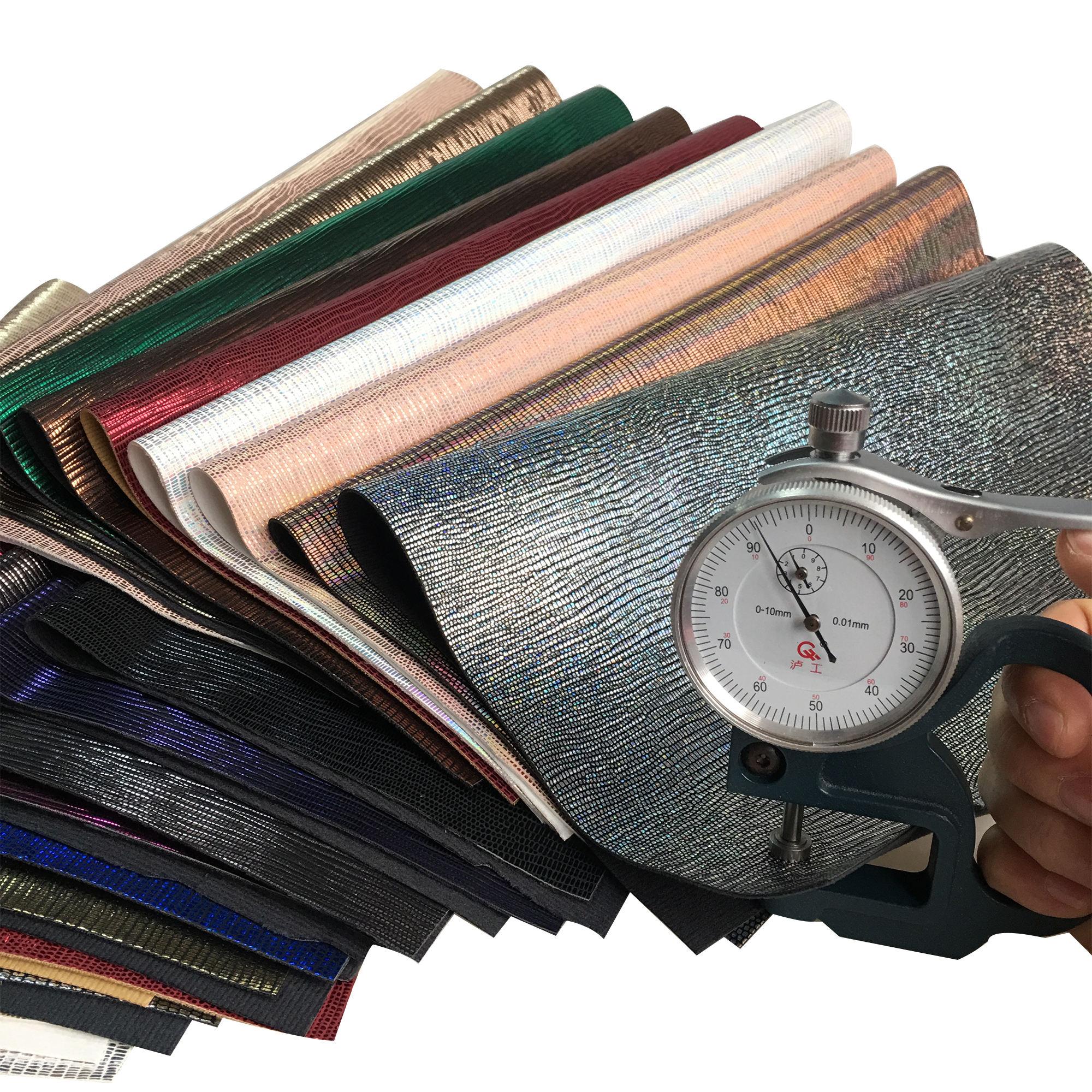 Fabrika doğrudan satış moda kertenkele cilt PU çanta için sentetik <span class=keywords><strong>deri</strong></span>, ayakkabı malzemesi