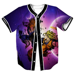 Sports Wear Pinstripe Baseball Uniforms High Quality Baseball Jersey Wholesale Full Dye Sublimation