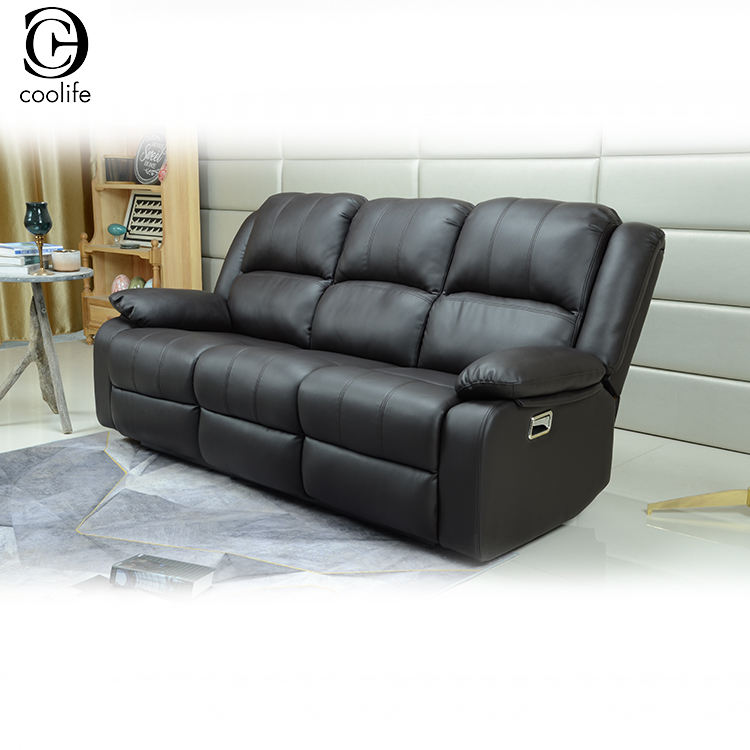 HAOYU Leggett and Platt Modern Recliner Sofa