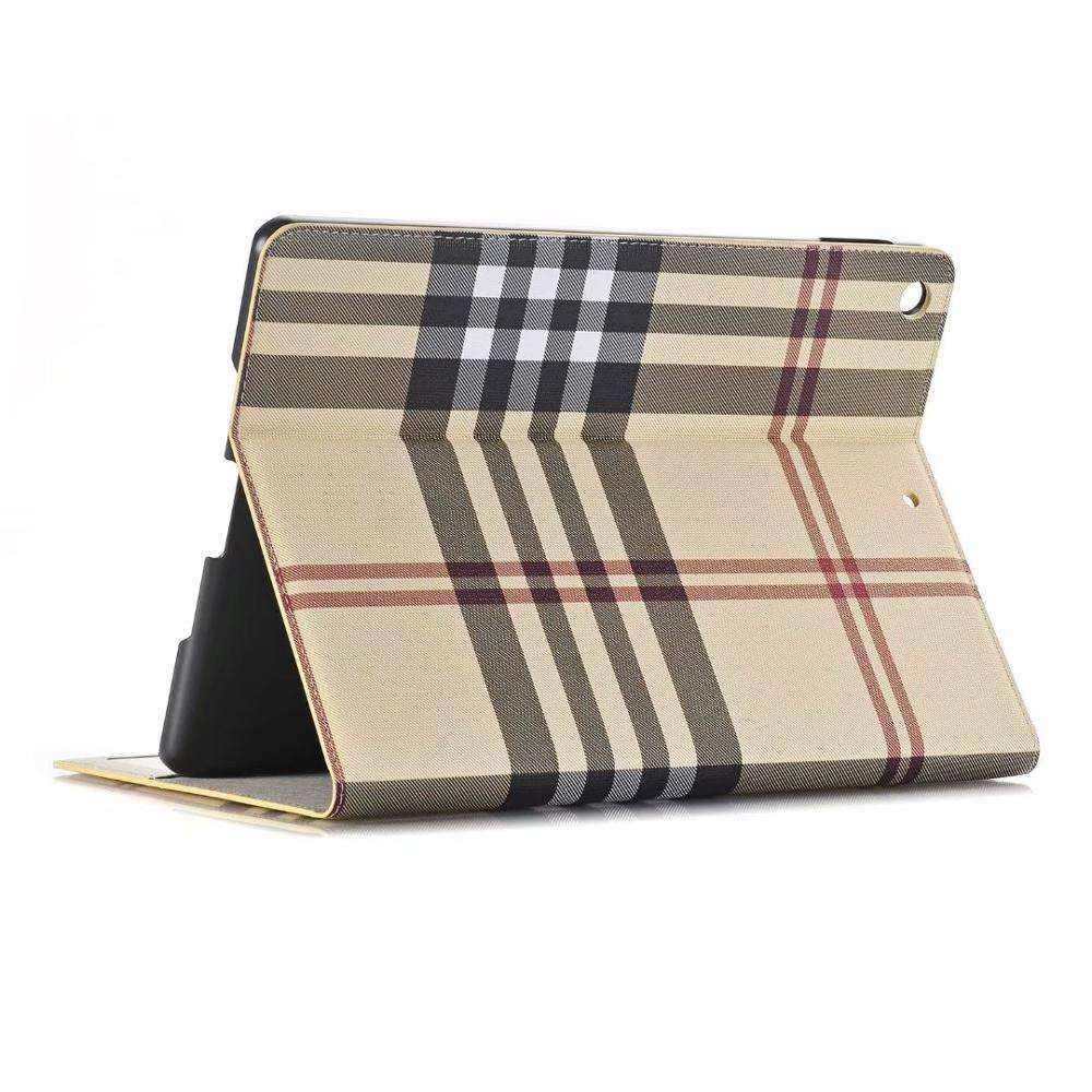 W/Smart Leather Case Retro Magnetic Stand Preminum Cover For iPad 7th Gen 10.2""