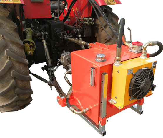 Reliable and durable wholesale pto hydraulic power unit