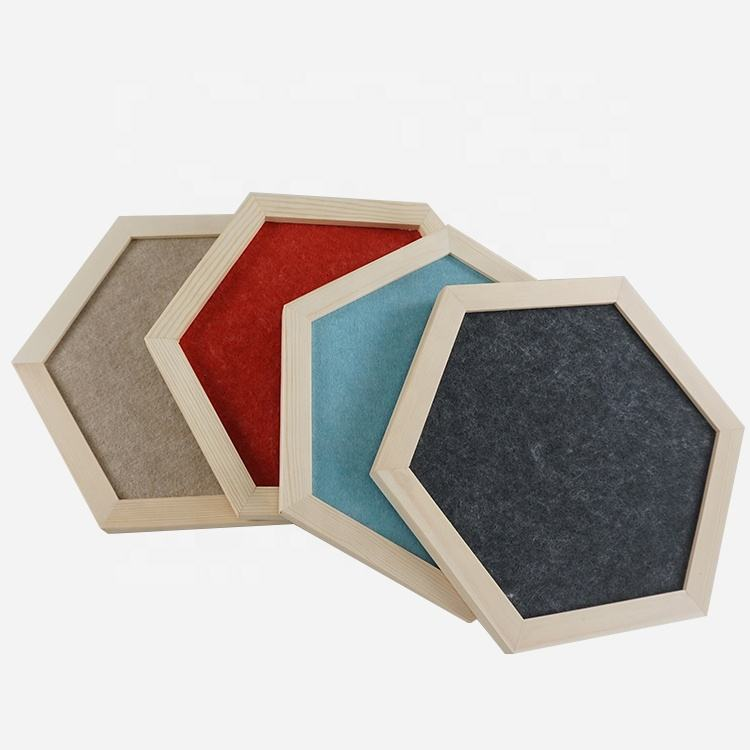 Hot selling Huafeng Felt wall decorations/ message board/ Bulletin board