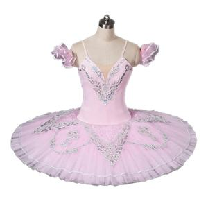 Girls Stage Performance Dress Yagp Dance Competition Pancake Tutu Classical Costume Ballet Tutu Professional