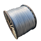 Stainless 1x37 Rope Non Magnetic Hot Dipped Galvanized Steel Wire Rope