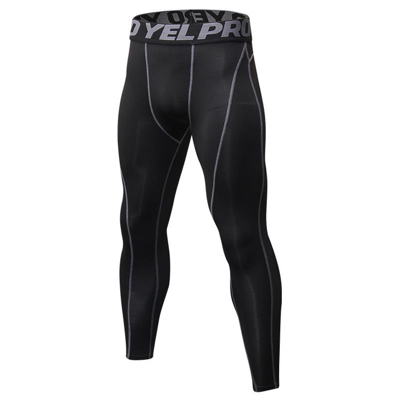 Fashion Men's sports Surfing$Fitness Wear suits gym running training tight seamless sportswear athletic pants