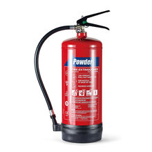 PT6A 6KG POWDER Fire Extinguisher 43A 233B BS EN3 Kitemark CE BSI NF EN3 6KG DP Fire Extinguishers ABC Fire Extinguisher Price