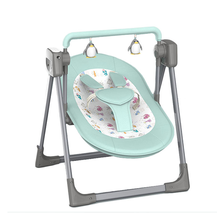 China supplier wholesale baby rocking chair electric baby electric chair swing