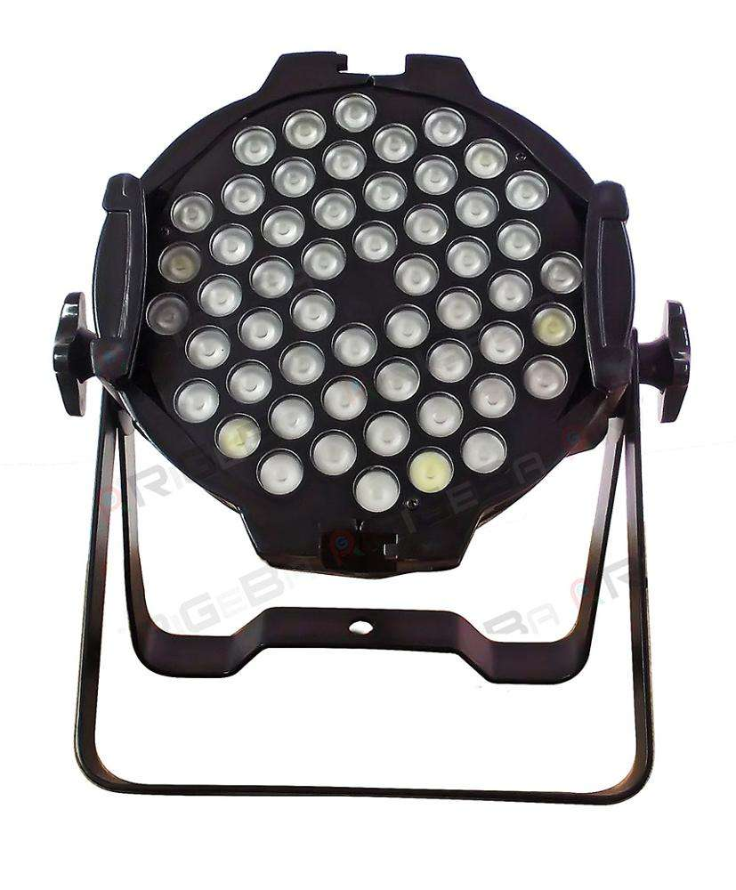 54X3W RGBW P64 3W 54 Led Indoor Led Par Can Cahaya