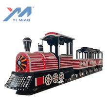 Shopping Mall Electric Trackless Rides Tourist Train Rides