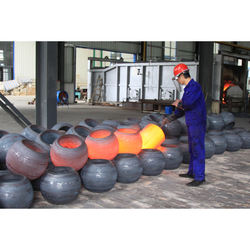 EDR fitting brand favorable price custom forged balls for valves