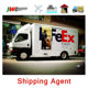 Yiwu courier service with cheapest rates shipping forwarder to bangkok thailand double custom clearance deliver by truck