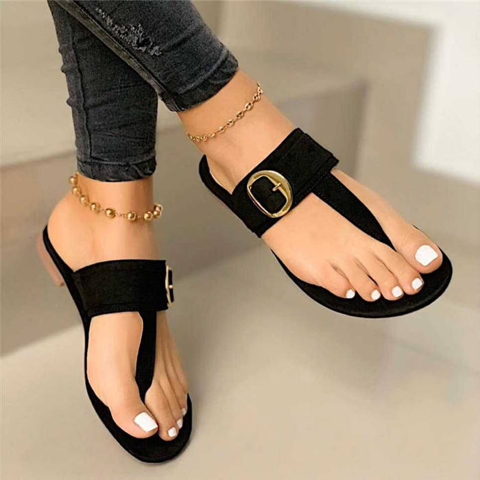 2020 New Model Beach Summer Slippers For Women