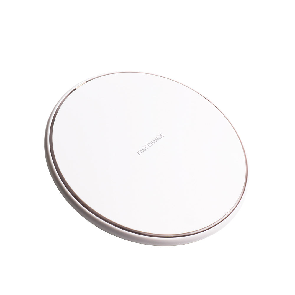 Ce Certified 9v 1.67a 5v 2a Fast Wireless Charging Pad 10w Quick Qi Wireless Charger For Samsung S8 Note 8 For Iphone 8 X Fba