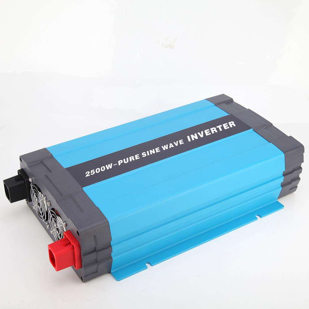 Hohe Effizienz 12 v/24 v/48 v 2500W Soft Start off-Grid Inverter DC zu AC heimgebrauch Inverter Solar Inverter Power Inverter