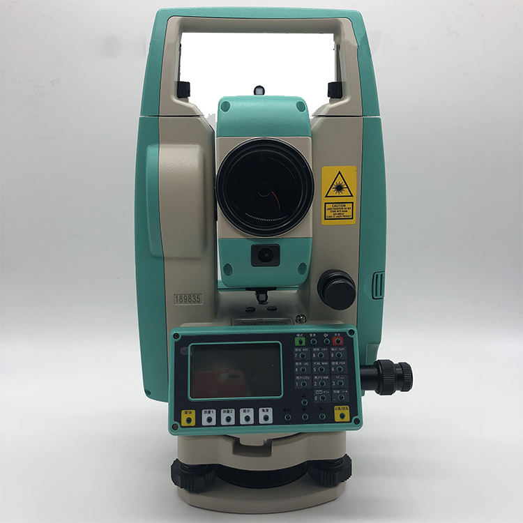 Dual-As Compensator Soorten Ruide RTS-822 R4 Reflectorloos Total Station