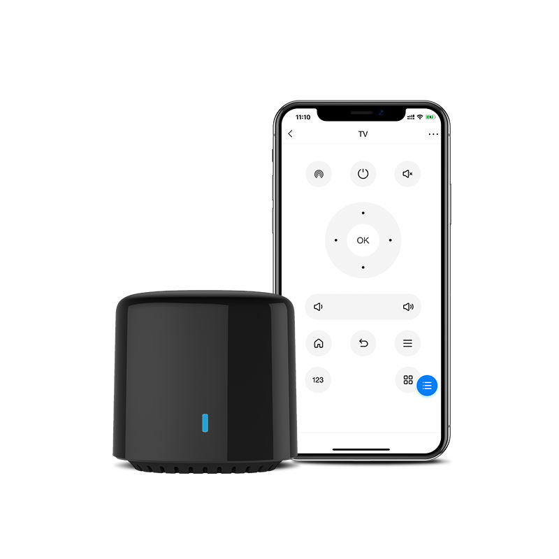 Home automation system New trend product BroadLink RM4C mini WIFI control Smart Intelligent IR/RF Remote Control Device