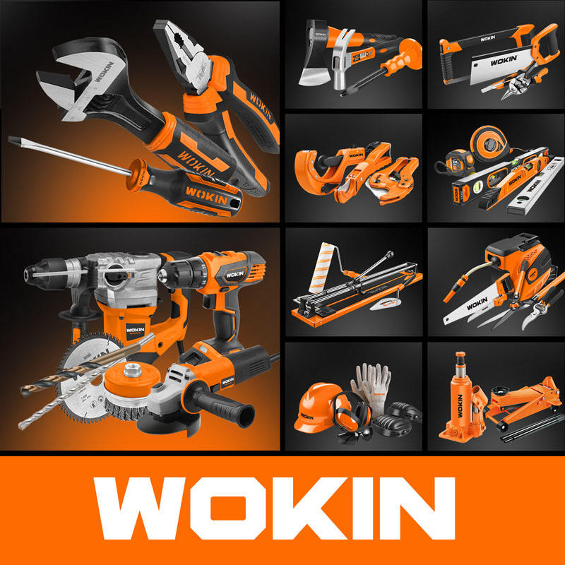 WOKIN TOOLS PROVIDE WIDE RANGE OF TOOLS IN STOCK FOR ANY JOY, DISTRIBUTORS WANTED