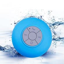 Hot Selling Party Pocket Led Microphone Mobile Home Outdoor Waterproof Shower Wireless Mini Portable Speaker