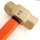 Hammer Sledge 4p Brass Explosion proof tools Hebei SIKAI